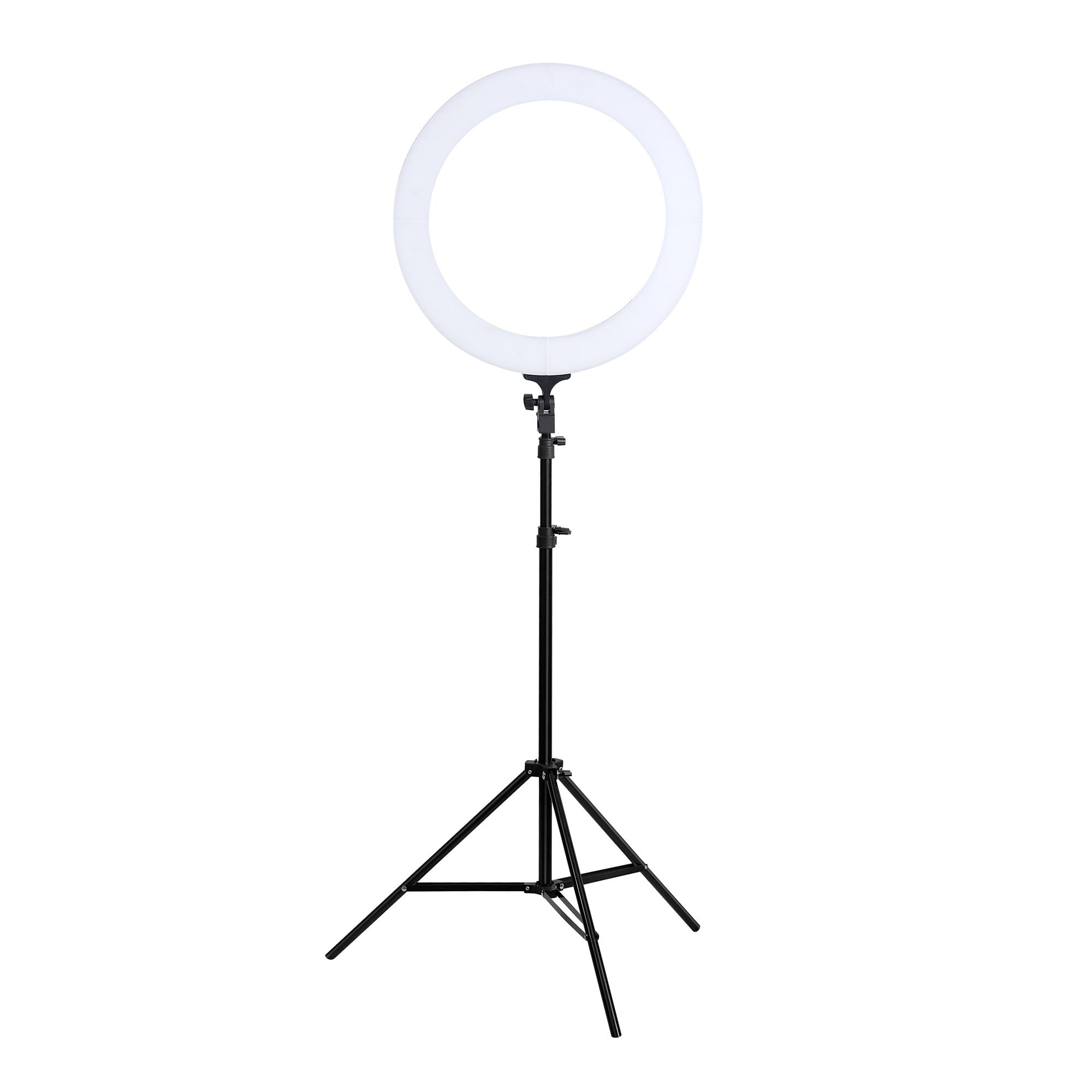 Лампа кольцевая светодиодная 12, Lucas cosmetics - цена: 10 395 Р