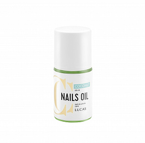 Масло для кутикулы CC Nails Oil Coconut (Кокос), 30 мл - цена: 309 Р